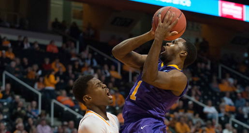Big first half not enough as Tennessee downs Golden Eagles, 84-63