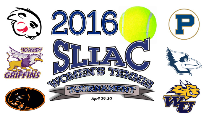 2016 SLIAC Women's Tennis Tournament Preview