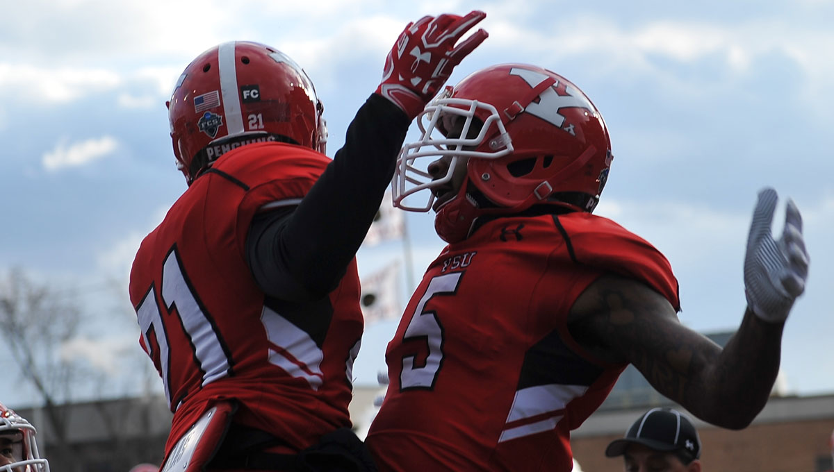 YSU Set to Play Eastern Washington in FCS Semifinals