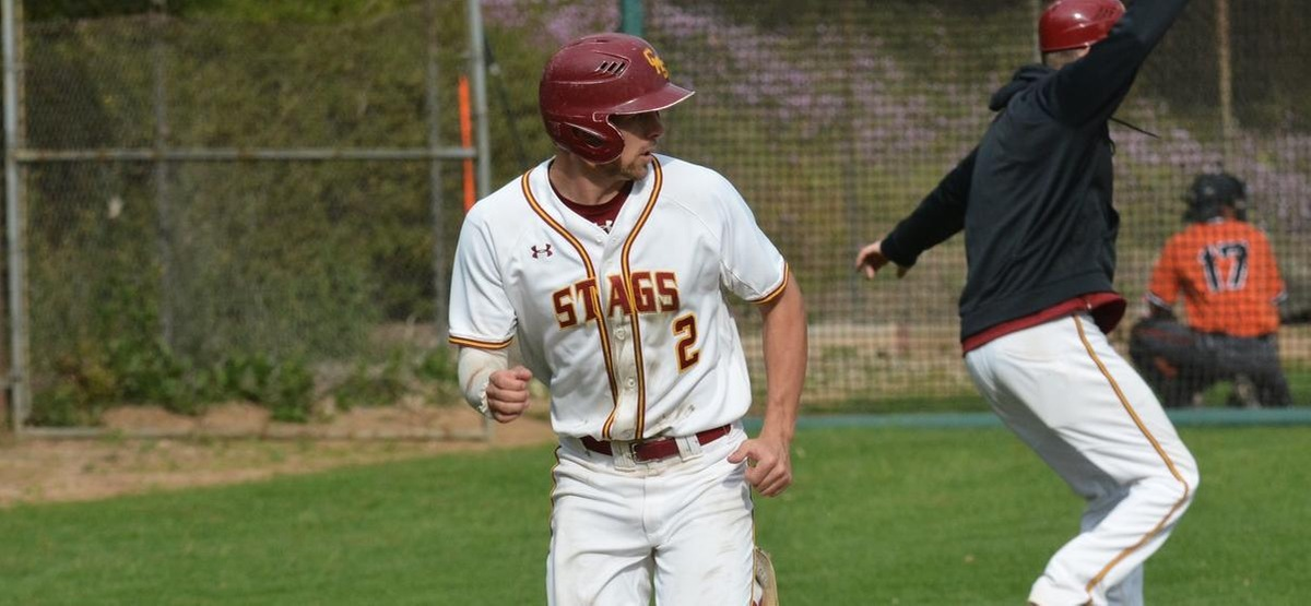 Henri Levenson had three RBI to jump start the Stags to an 8-3 win over Caltech
