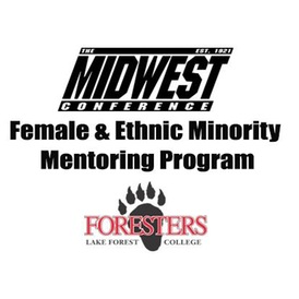 Three Student-Athletes Selected to Participate in the Female & Ethnic Minority Mentoring Program