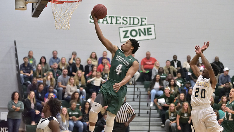 No. 17 Richard Bland Upset At Home By Wake Tech (N.C.) 76-73