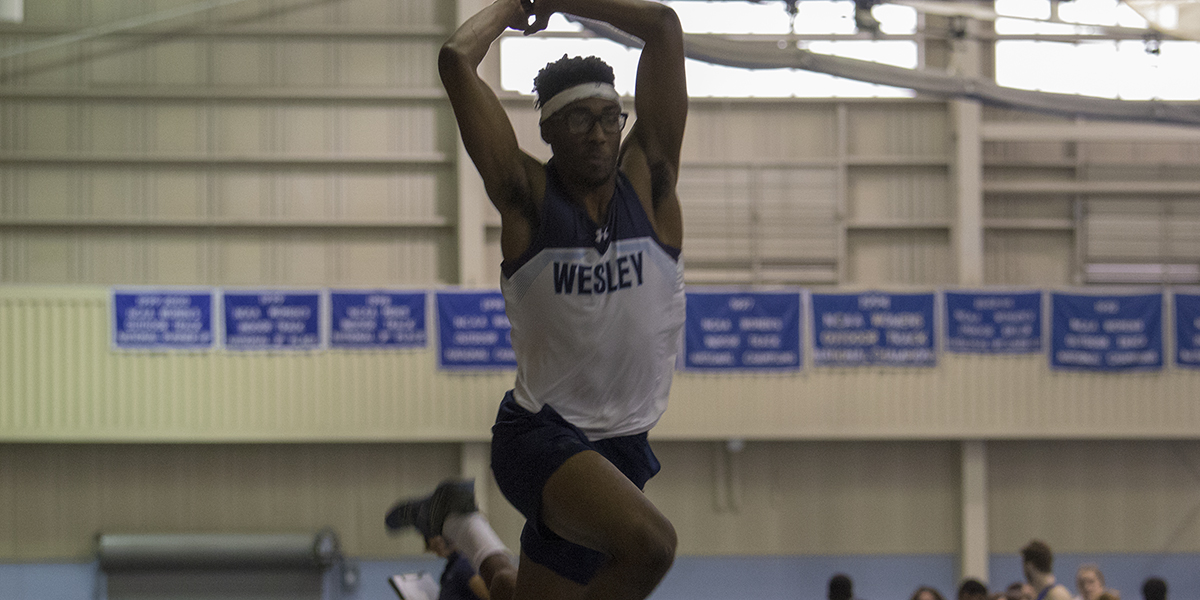 Men's Track & Field impresses at Navy Spring Invitational