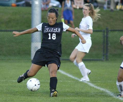 Women's soccer falls at Bard
