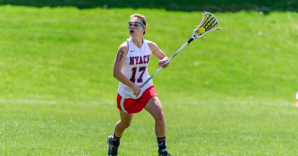 Victoria Silvers Scores 100th Collegiate Goal in Loss to Wilmington
