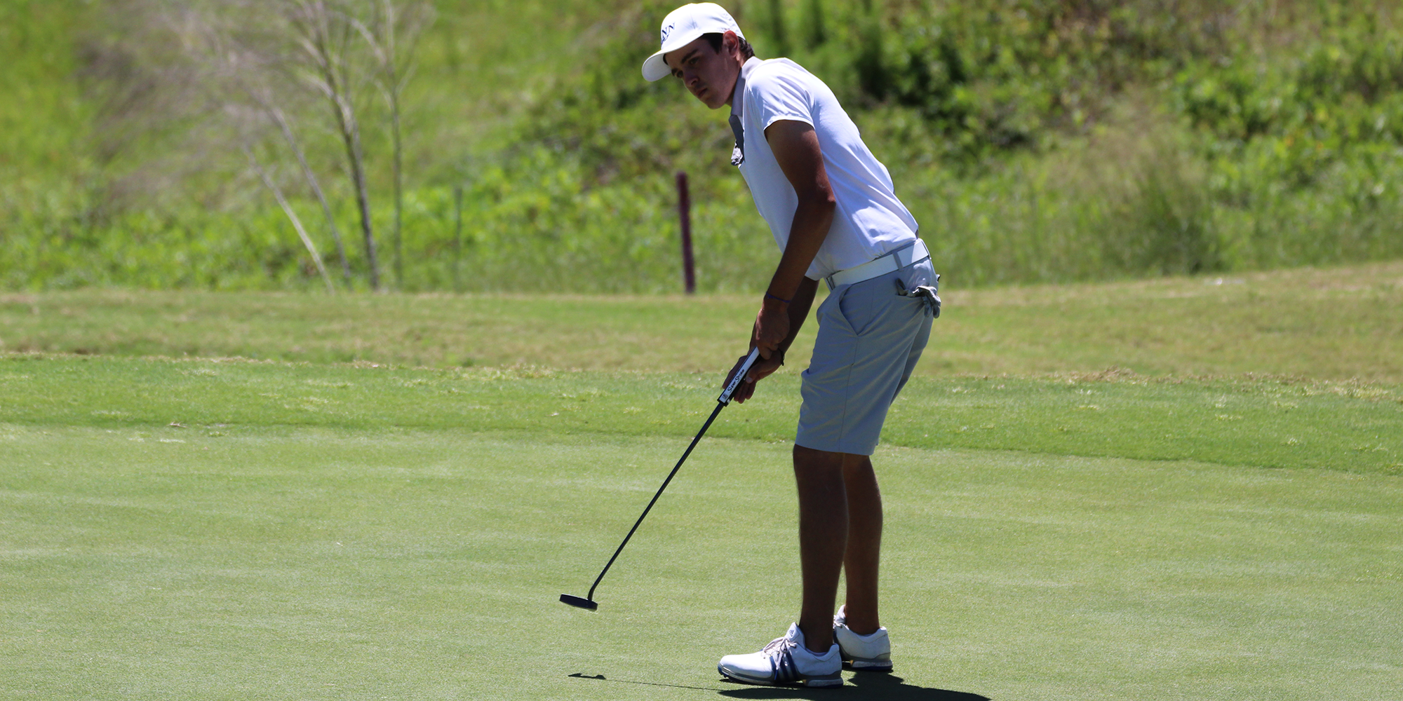 Villar Goes Low as Men's Golf Makes Most of Moving Day at 2019 SSC Championships