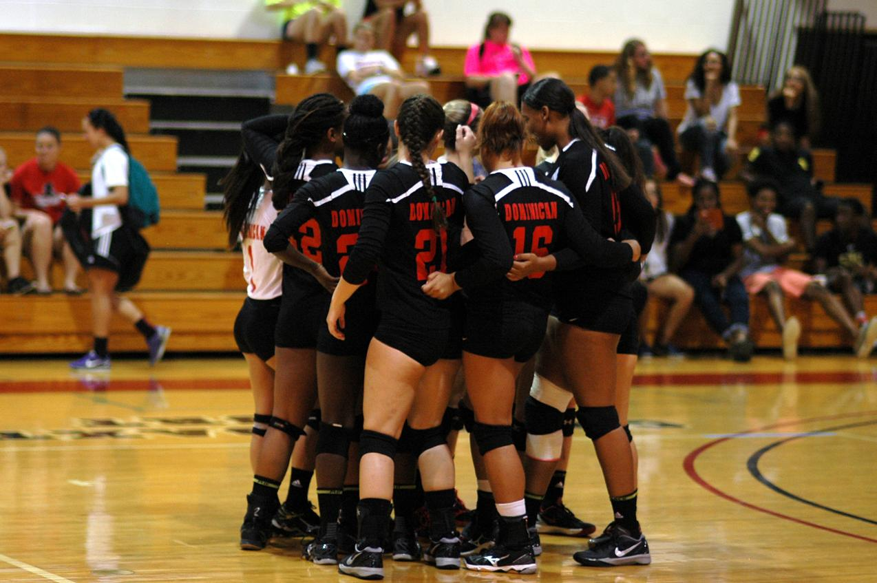 WOMEN'S VOLLEYBALL COMES UP SHORT AGAINST NYACK COLLEGE