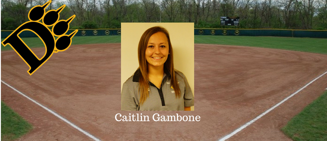 Softball Adds Caitlin Gambone to Coaching Staff