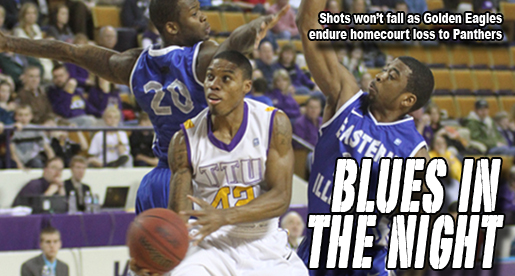 Cold-shooting costs Golden Eagles in OVC loss to Panthers