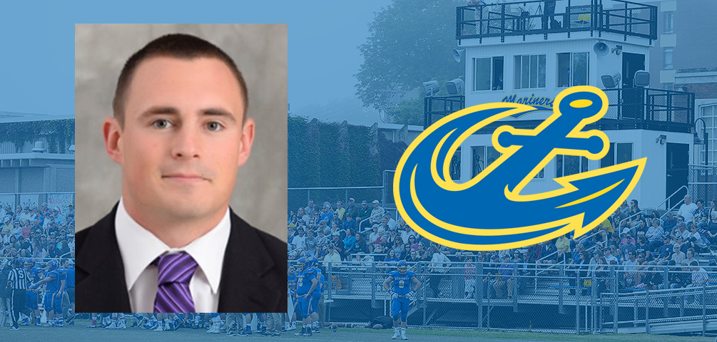 Mariners Add Purkey to Football Coaching Staff