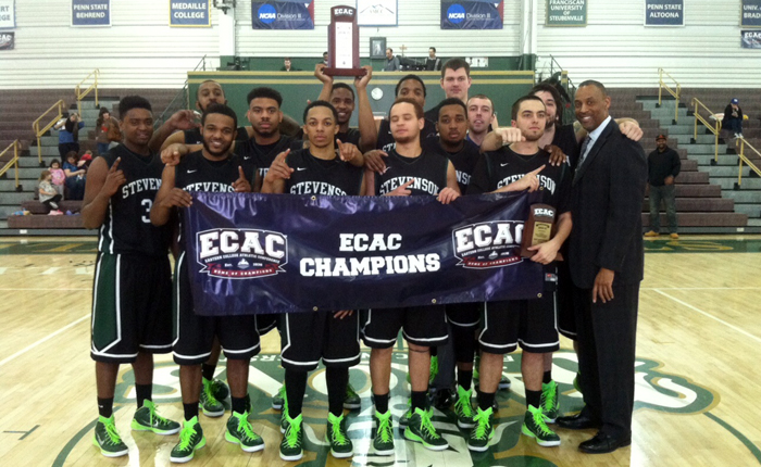 Mustangs Win Second-Straight ECAC Championship, Giacubeno Named MOP
