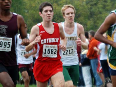 Cardinals tune-up for championships by competing at Gettysburg Invite