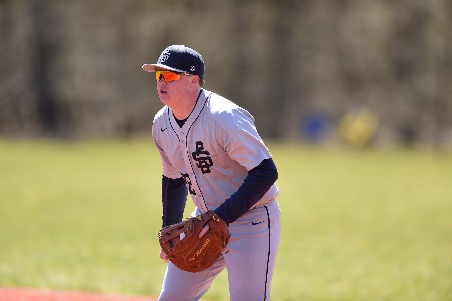Behrend Baseball Shuts Out Hilbert Twice