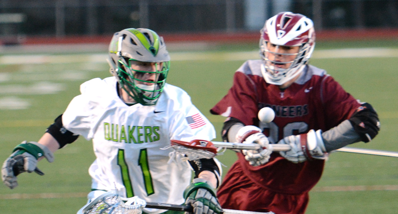 Men's Lacrosse falls to Wabash