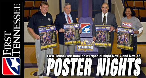 Basketball Poster Nights at two home games in November