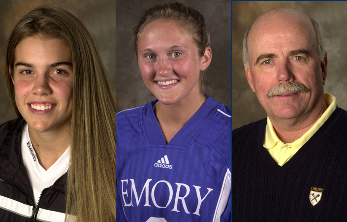 Emory Sports Hall Of Fame Welcomes Three New Members