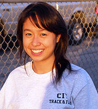 Best Chaipornkaew, Women's XC, Class of 2011