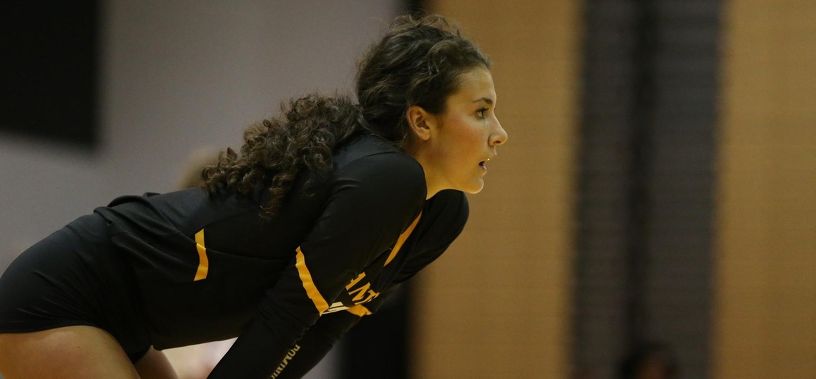 Volleyball Suffers Three Set Defeat At Cedarville