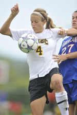 UMBC Women's Soccer Looks to Halt Boston U. at Home