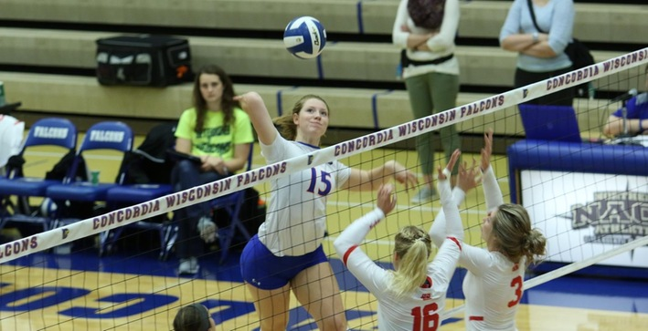 Women's Volleyball sweeps MSOE in home opener