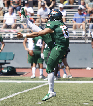 Arturo Herrera-Caballero, La Verne, Football Specialist of the Week