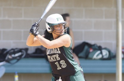 Rams Sweep Polytechnic; Farber Sets New Homerun Record