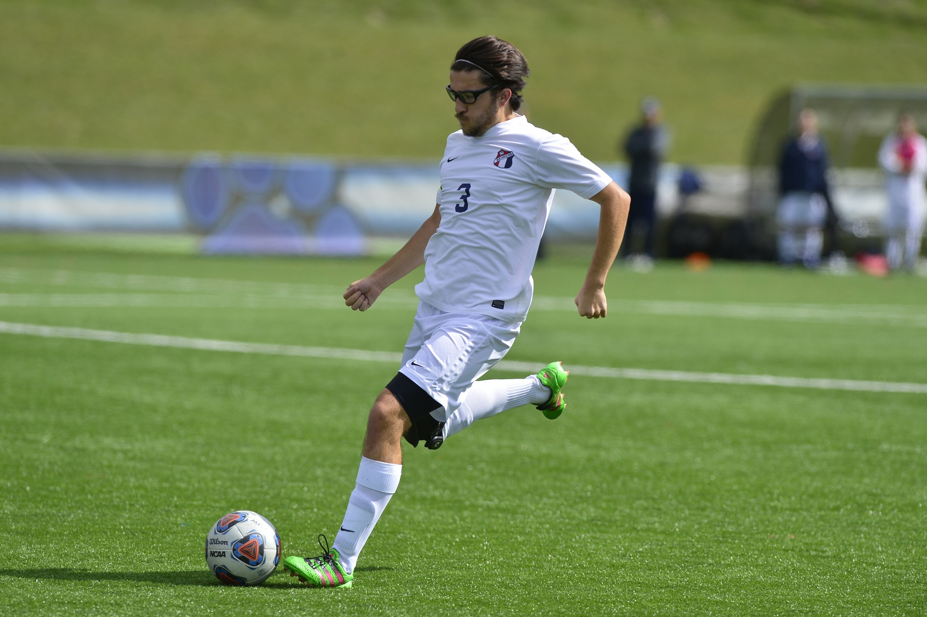 Men's Soccer Secures Spot in AMCC Title Match