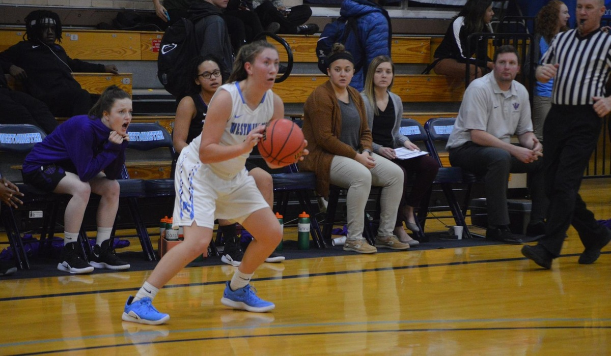 Westminster Women's Basketball Opens Conference Season With Impressive Victory Over Iowa Wesleyan