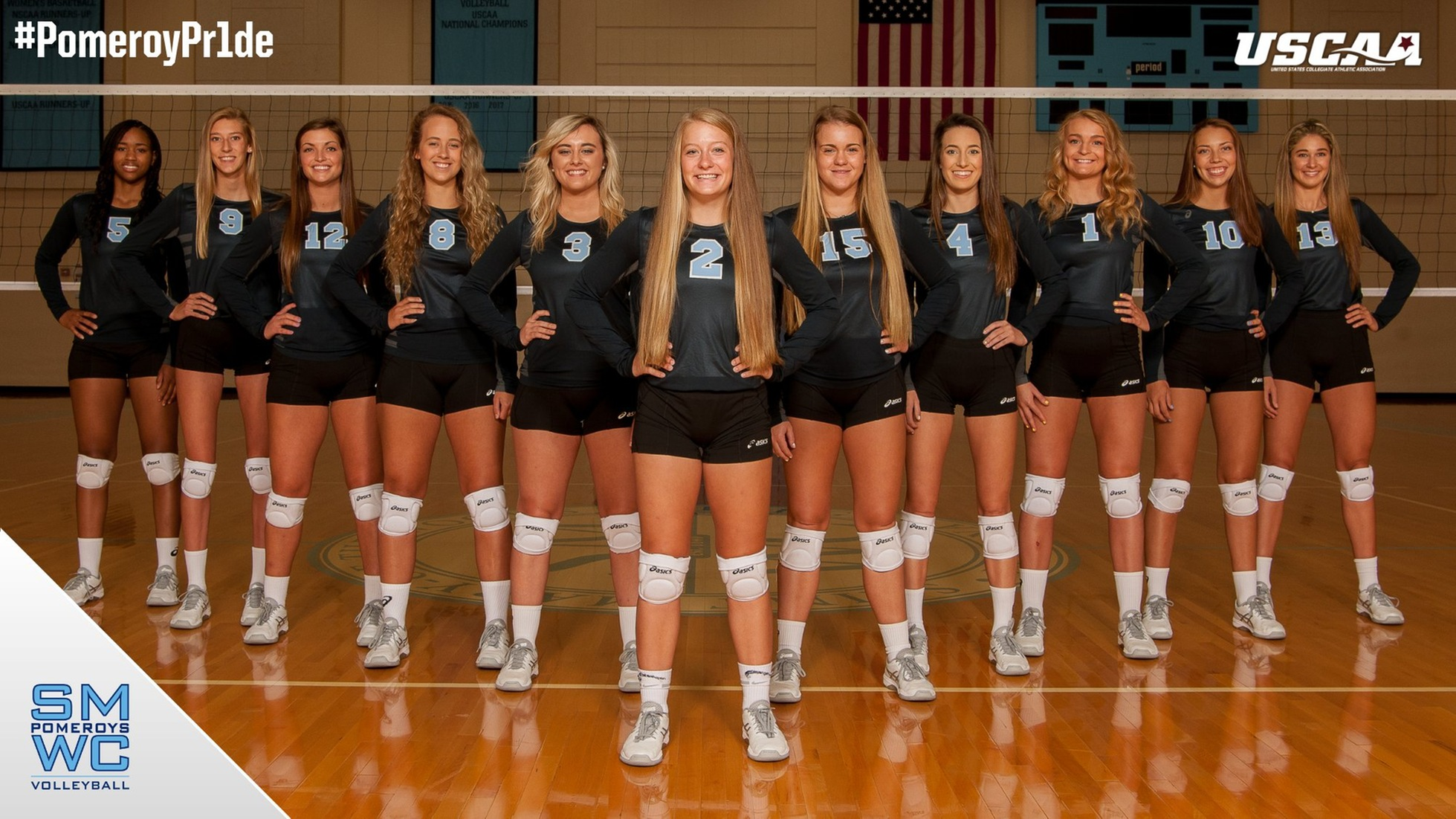 SMWC Volleyball Is Heading to the USCAA Volleyball National Championship