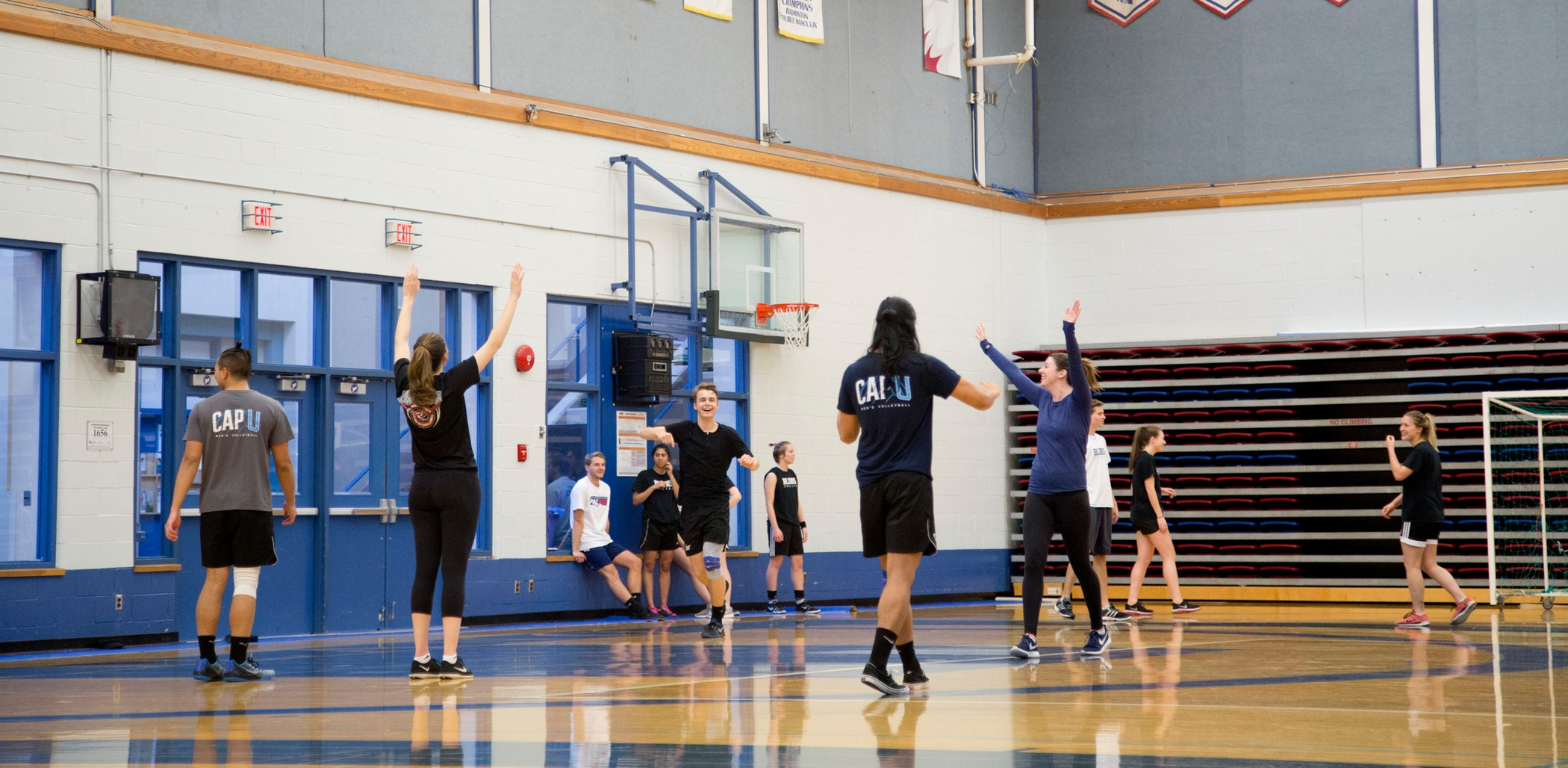 Call for students: SFU Intramural Tournament