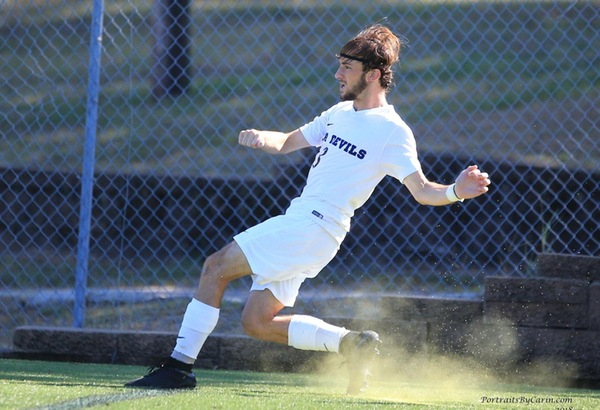 Men's Soccer Drops Heartbreaker In Overtime