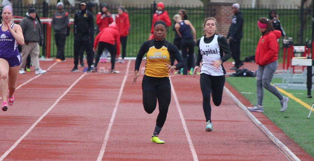 Men And Women Notch Top 10 Finishes For Track & Field In First Outdoor Meet Of 2018