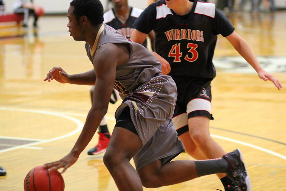 Men Open Season with Road Victory