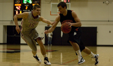 Men's Basketball Concludes Holiday Tournament With 73-58 Loss To Lewis-Clark State