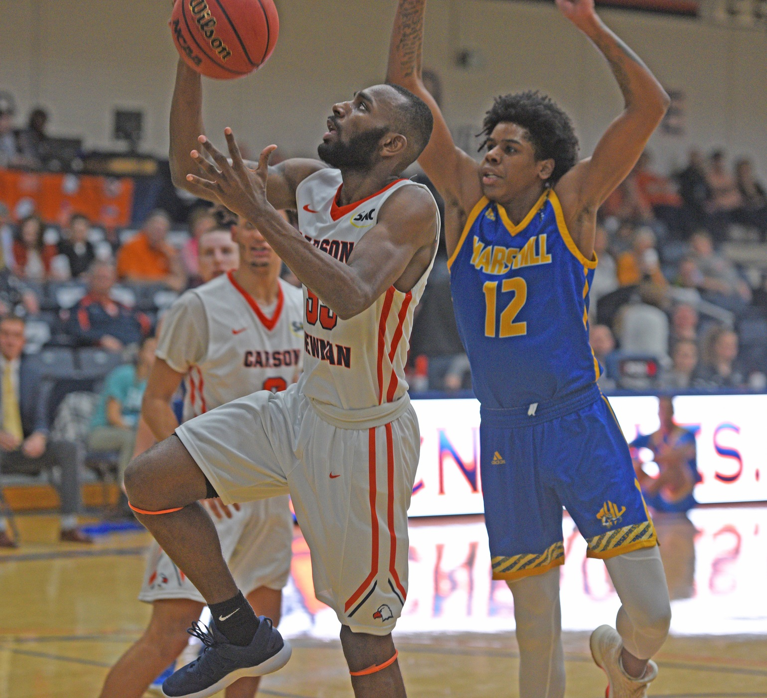 Carson-Newman - Mars Hill part two, Electric Boogaloo set for Feb. 25