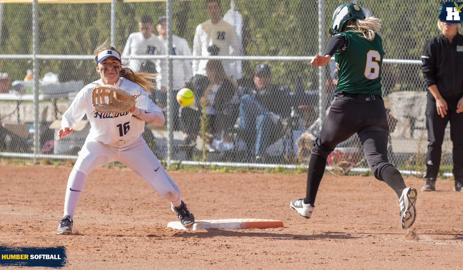 OFFENCE FALLS FLAT AS SOFTBALL DROPS DOUBLEHEADER TO ST. CLAIR