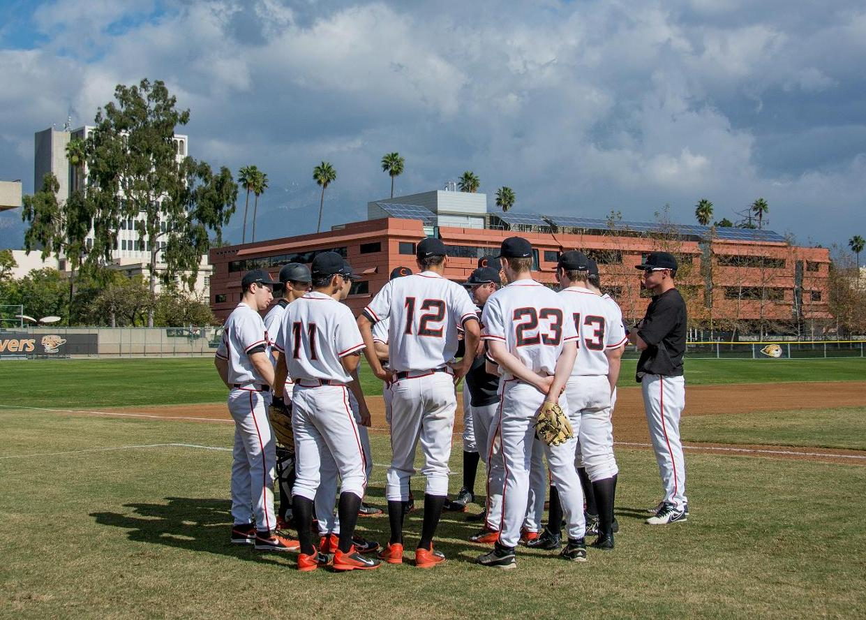 Depth, Experience, Youth Have Baseball on Verge of Becoming SCIAC Force