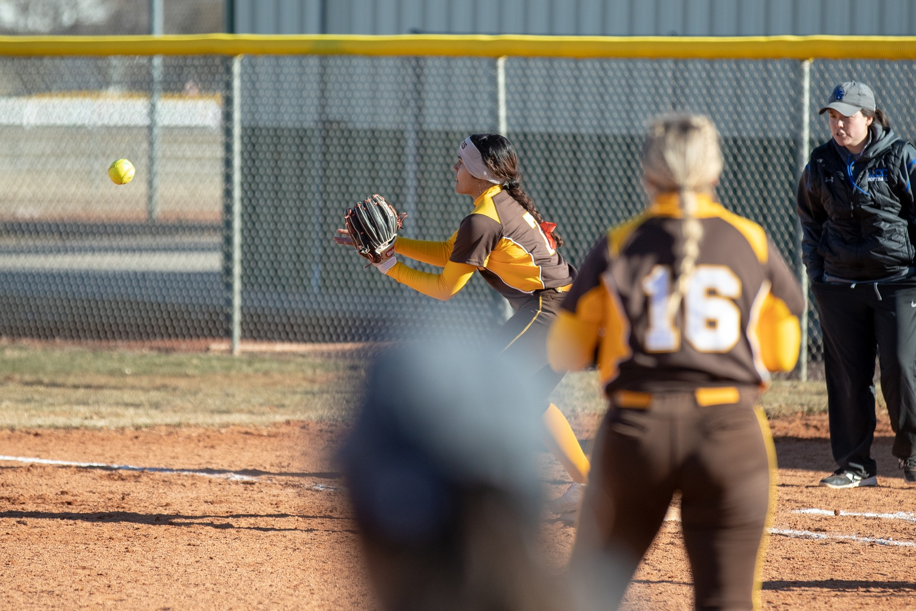 Broncbusters split with McCook