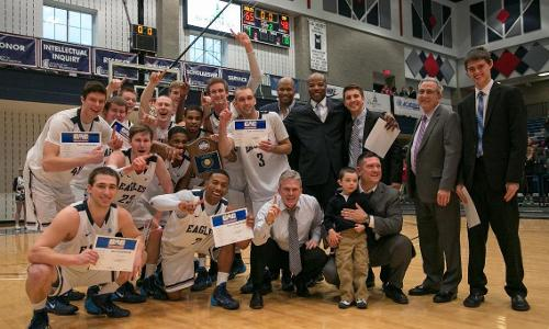 UMW Men's Basketball to Face Springfield in NCAA Tourney First Round on Friday