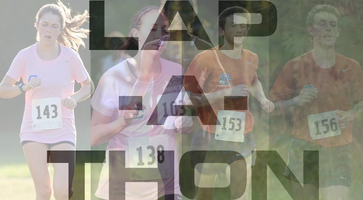 "GC Cross Country Ran ""Lap-A-Thon"" Fundraiser Monday"
