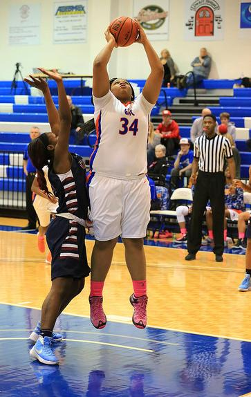 Lady Chargers roll to opening round win in NJCAA national tournament