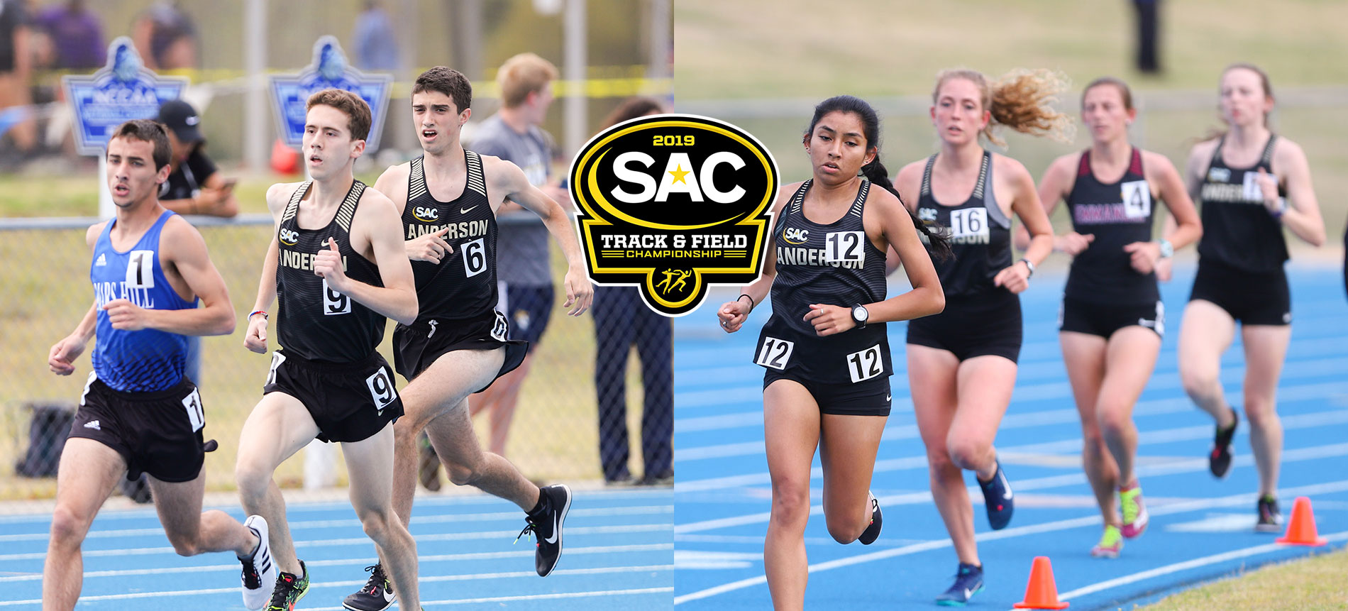Women's Track and Field Finishes Sixth at SAC Track and Field Championships; Trojan Men Finish Ninth