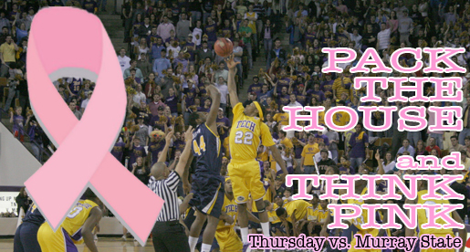 Pack The House, Think Pink to make Thursday games something special