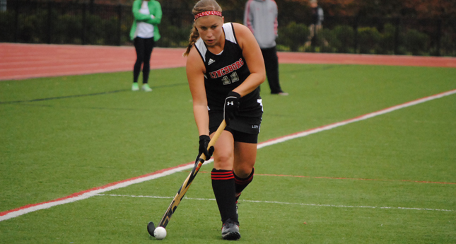 Hornet Field Hockey Rolls to 7-1 Victory over VWC on Homecoming