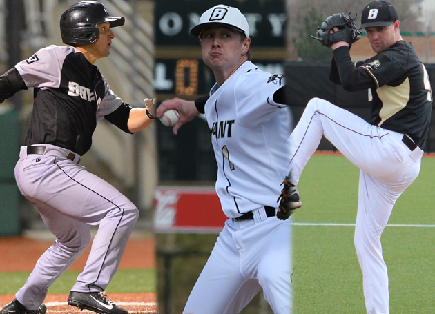 Brown, Michaud and Kelich selected in MLB Amateur Draft