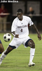 Jalil Anibaba One of Five Broncos Named All-WCC