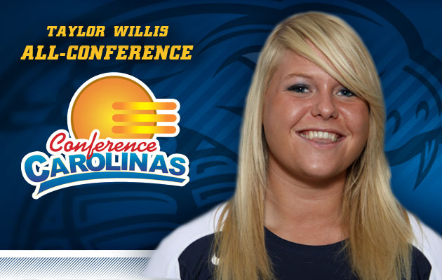 Coker's Willis Named Third Team All-Conference