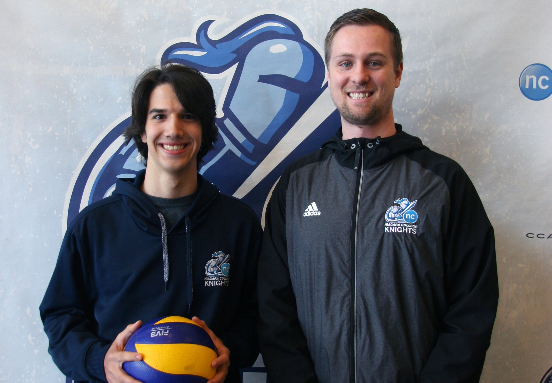 NEWS: Outside Hitter Elijah Bugiardini joins Knights men's volleyball