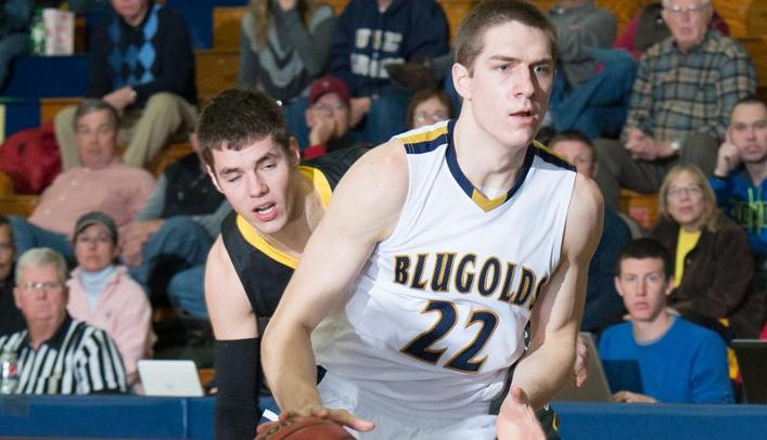 Men's Basketball Edges Eagles to End Losing Streak