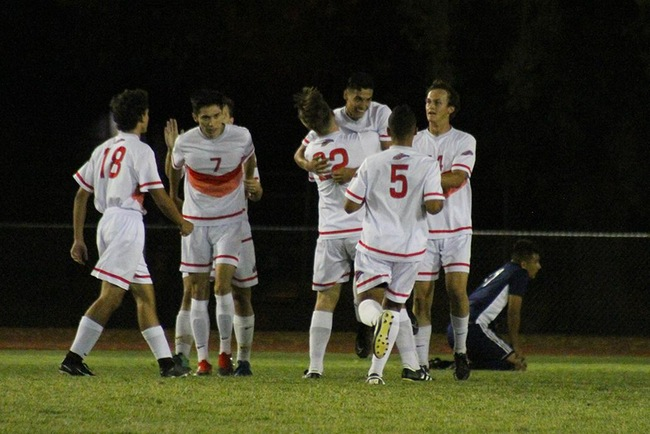 Caballero's 109th Minute Goal Seals Win for Mesa vs Paradise Valley